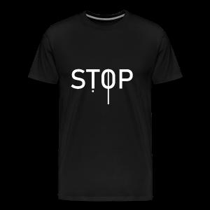 CEASE AND DESIST - Men's Premium T-Shirt