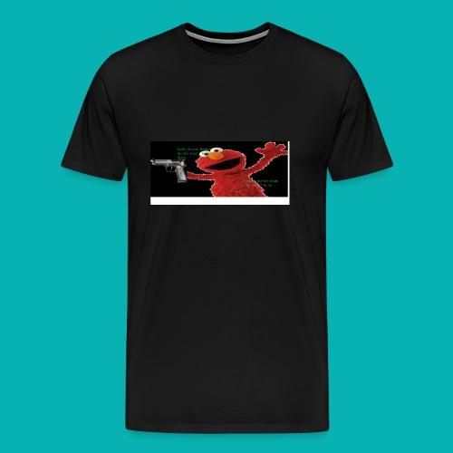 Yung Elmo - Men's Premium T-Shirt