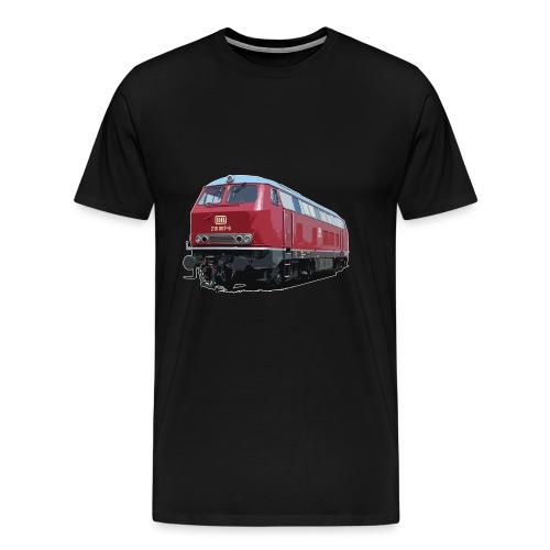 DB Class 216 - Men's Premium T-Shirt