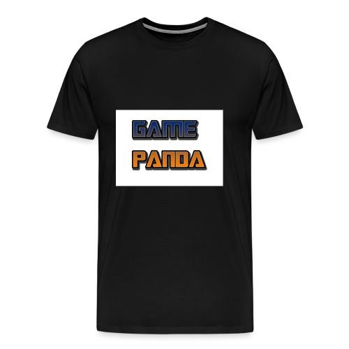 Game Panda Casuals New design at cheap Price - Men's Premium T-Shirt