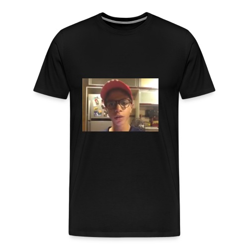 Yousef tube sucks! - Men's Premium T-Shirt