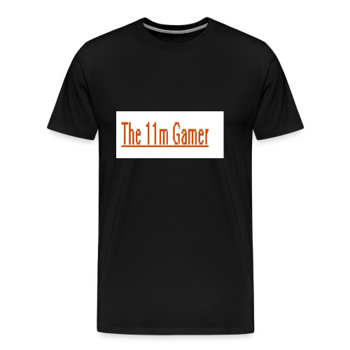 The11mgamer - Men's Premium T-Shirt