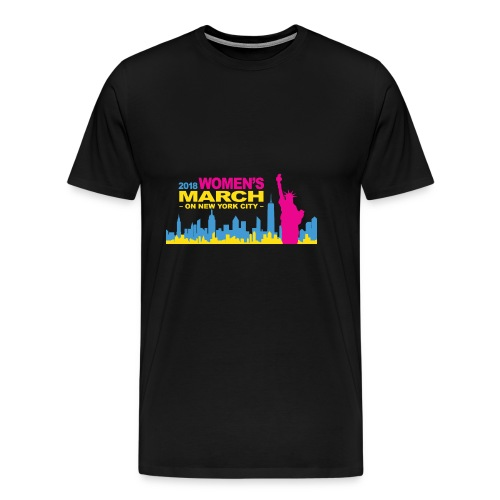 Hear Vote March Women 2018 - Men's Premium T-Shirt