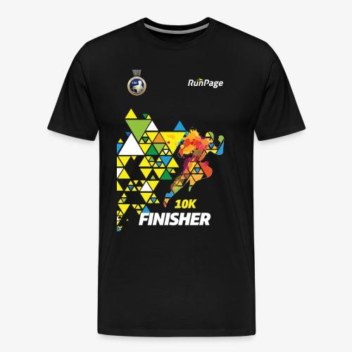10K Finisher Shirt - Men's Premium T-Shirt