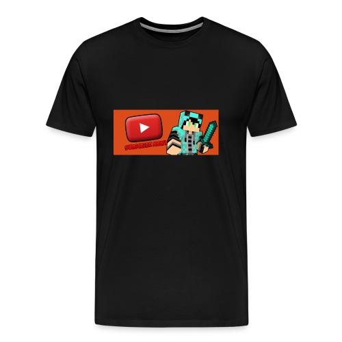 Spoodle's Subscribe Shirt - Men's Premium T-Shirt