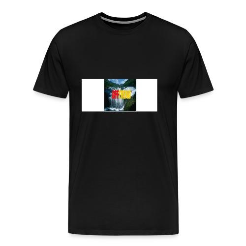 StartingAWave - Men's Premium T-Shirt