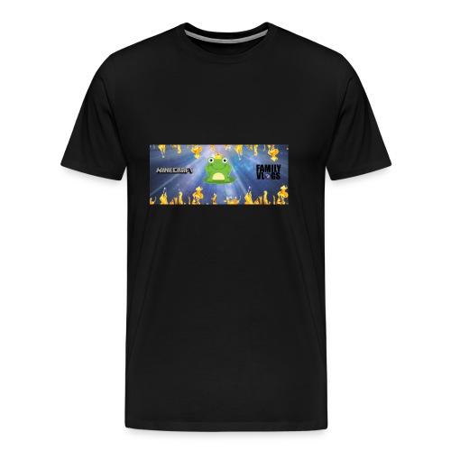 froggeyking10 - Men's Premium T-Shirt