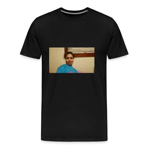 Weed got me like - Men's Premium T-Shirt