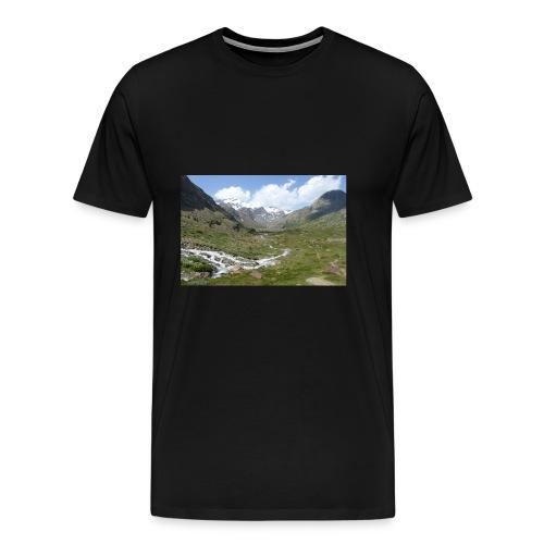 122536382 - Men's Premium T-Shirt