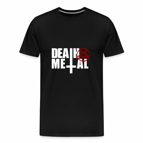 Death metal! - Men's Premium T-Shirt