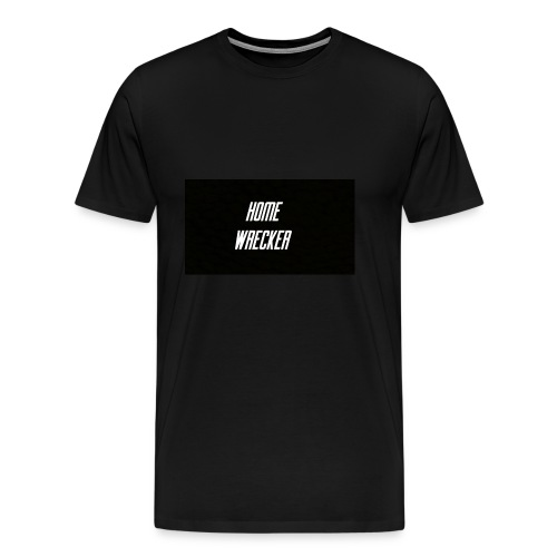 Home Wrecker's Accessories - Men's Premium T-Shirt