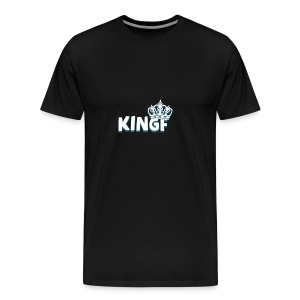 King F - Men's Premium T-Shirt