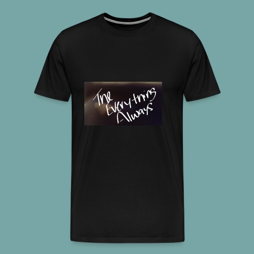 Official T.E.A Wear - Men's Premium T-Shirt