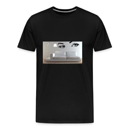 32295FB7 92B7 4BC4 9D7D EEBE42C98906 - Men's Premium T-Shirt