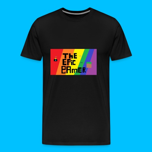 The Epic Gamer special - Men's Premium T-Shirt