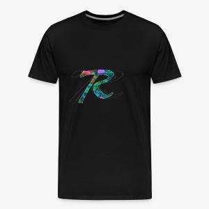 R Hoodie - Men's Premium T-Shirt