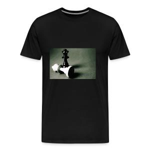 Chess Is Life - Men's Premium T-Shirt
