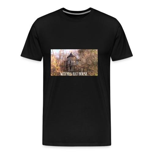 witcheshathouse2 - Men's Premium T-Shirt