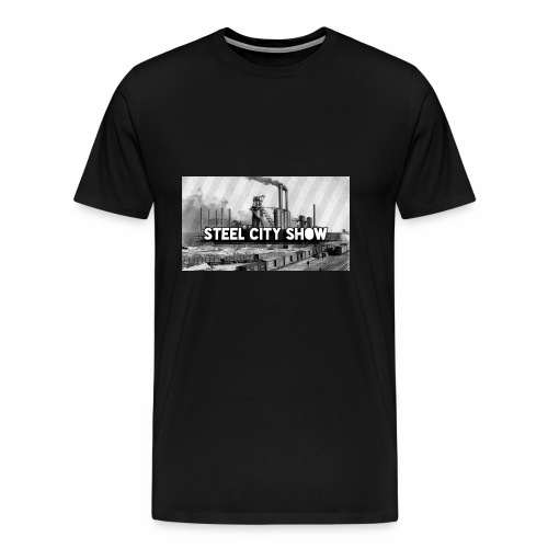 Steel City Show - Men's Premium T-Shirt