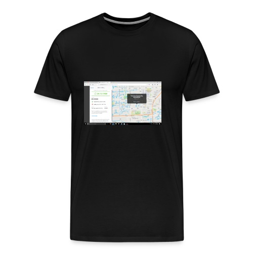PARKING JO - Men's Premium T-Shirt