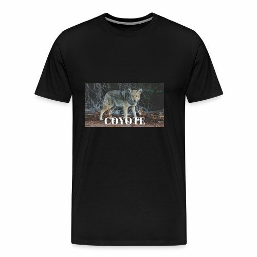 COYOTE - Men's Premium T-Shirt