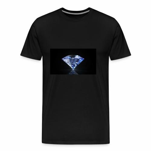 Diamond jewelry - Men's Premium T-Shirt