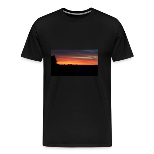 Summer Sunset - Men's Premium T-Shirt