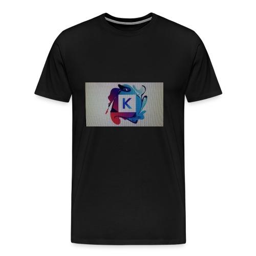 K stuff - Men's Premium T-Shirt