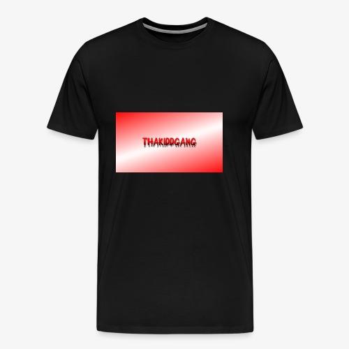 thakiddgang drippy - Men's Premium T-Shirt