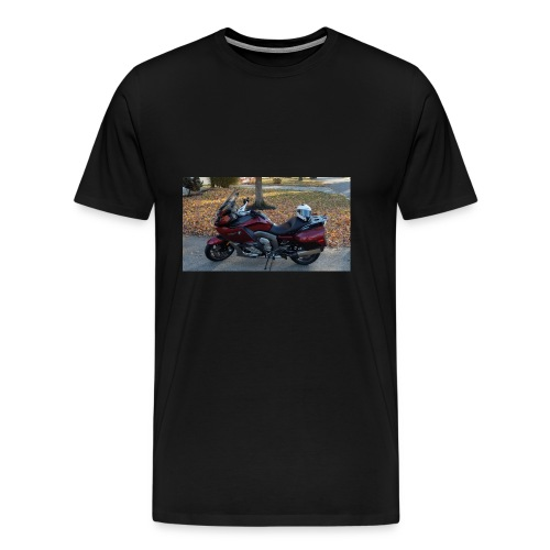 MOTO JUNKIE - Men's Premium T-Shirt