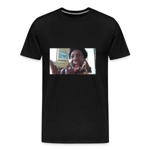 Screaming Face - Men's Premium T-Shirt