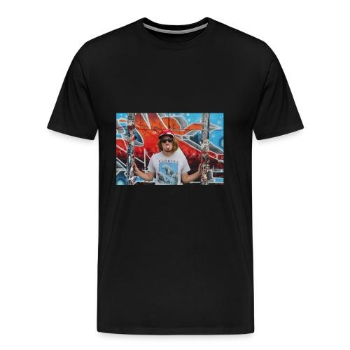 The Graffiti Collection - Men's Premium T-Shirt