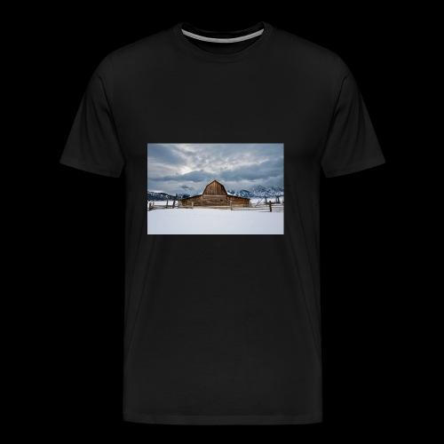 Barn - Men's Premium T-Shirt