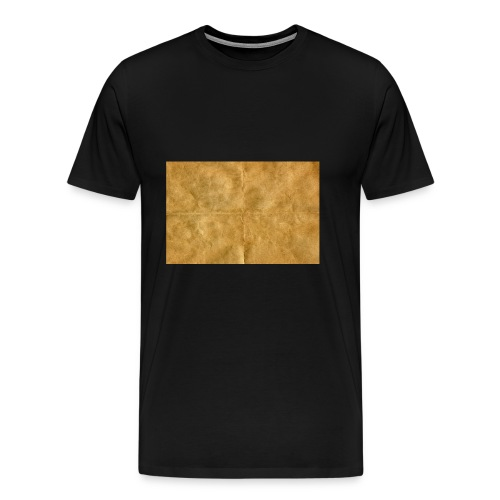 golden block rock - Men's Premium T-Shirt