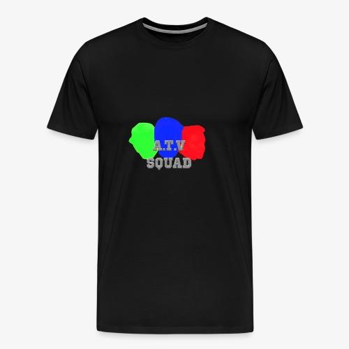 A.T.V Squad Merch - Men's Premium T-Shirt