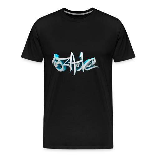 oracle logo no background by oraclegfx d50lh3q - Men's Premium T-Shirt