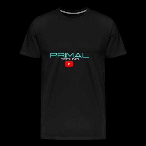 PRIMALGROUNDMERCHANDISE - Men's Premium T-Shirt