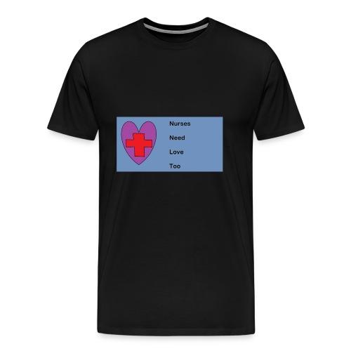nurses - Men's Premium T-Shirt
