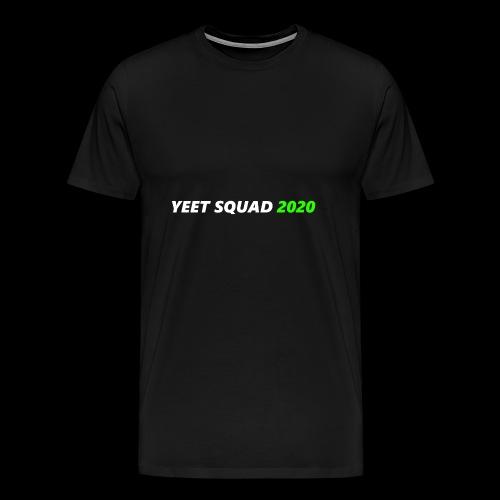 YEET SQUAD (WHITE) - Men's Premium T-Shirt