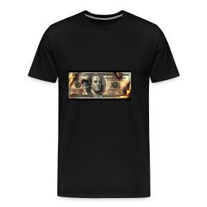 Money to burn - Men's Premium T-Shirt