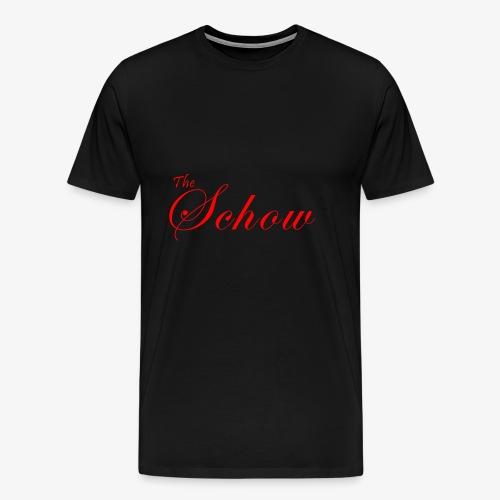 schow - Men's Premium T-Shirt