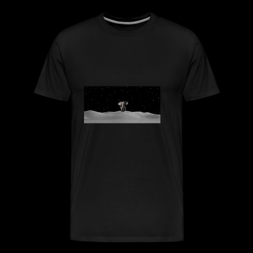 ANDROMEDA, The Elephant Graveyard - Men's Premium T-Shirt