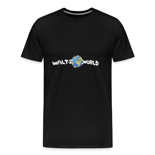 Walts World - Men's Premium T-Shirt