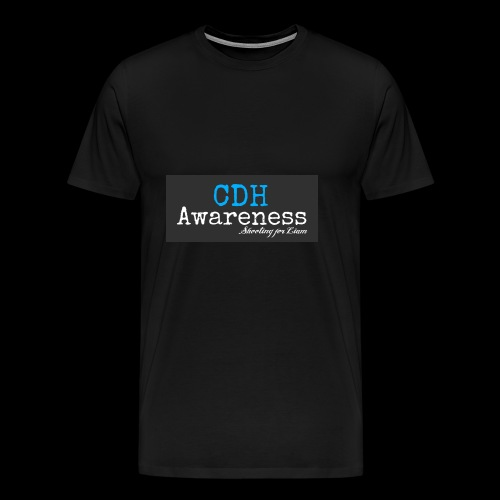 CDH Awareness - Men's Premium T-Shirt