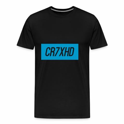 CR7XHDShirtLogo - Men's Premium T-Shirt