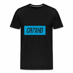 CR7XHDShirtLogo - Men's Premium T-Shirt