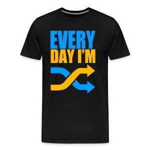 Everyday Im Shuffling - Men's Premium T-Shirt