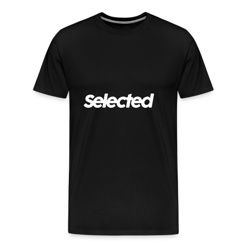 SELECTED - Men's Premium T-Shirt