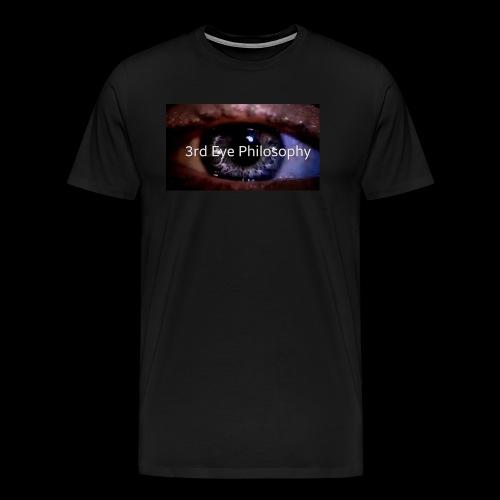 3rd Eye shirt - Men's Premium T-Shirt