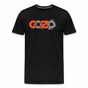 NEW GOZOTIME LOGO 2018 B - Men's Premium T-Shirt